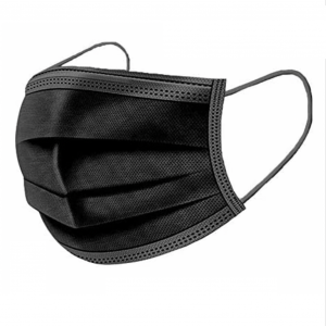 cal Face CE Mask Black – Pack of 50