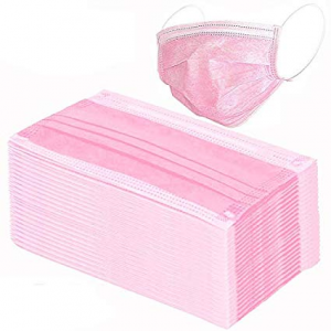 cal Face CE Mask pink – Pack of 50